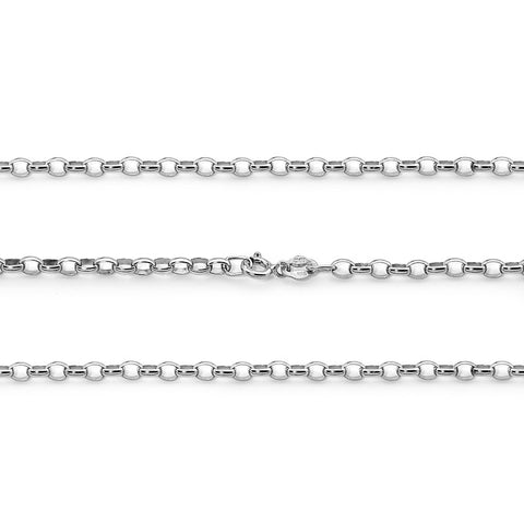 Belcher Small Oval Link Chain
