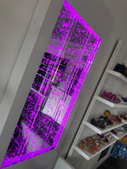 Shoedini Bubble Wall