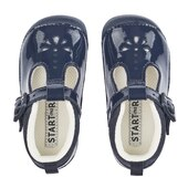 Baby Bubble Navy Patent