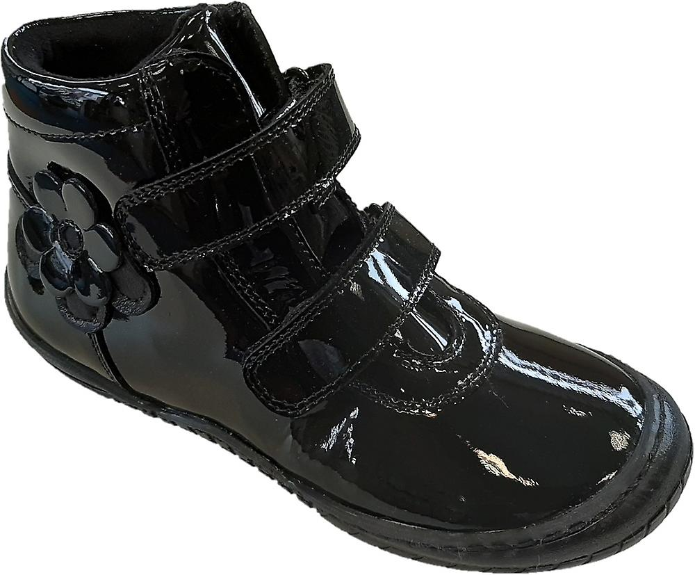 G3110100-1 Black Patent Hypermobility Boot