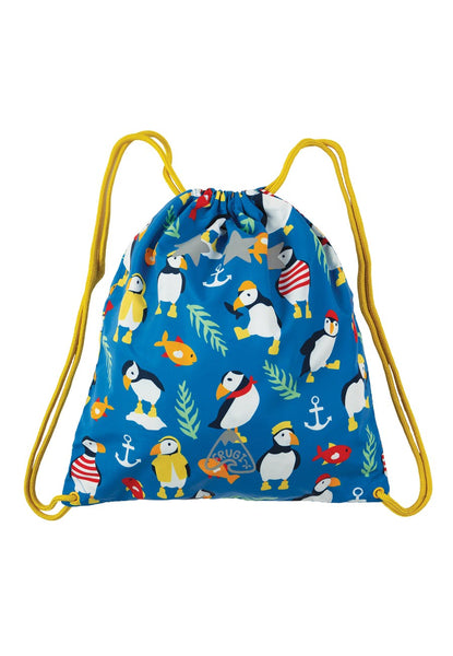 Ready Steady Go Bag - Paddling Puffins