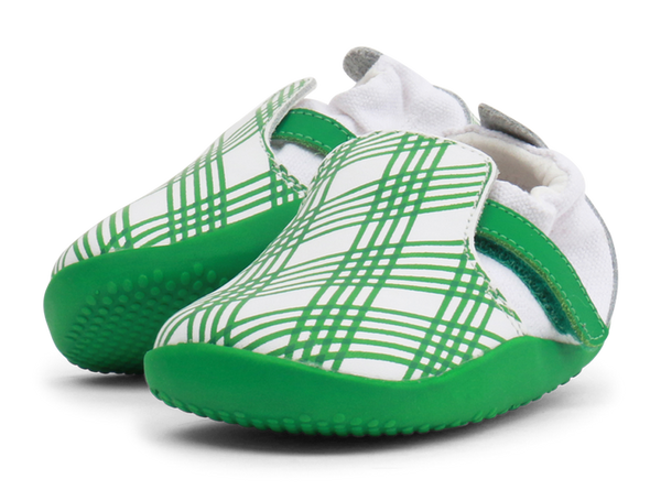 Xplorer Aktiv Gingham Emerald