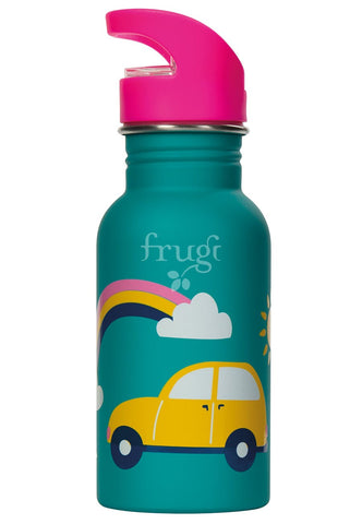 Splish Splash Steel Bottle, Aqua Rainbow