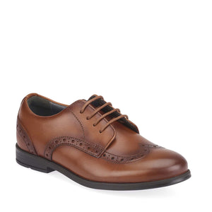 Brogue Pri Burnished Tan