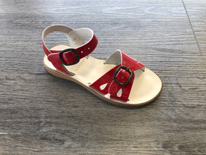 Samphire Marella Red Patent