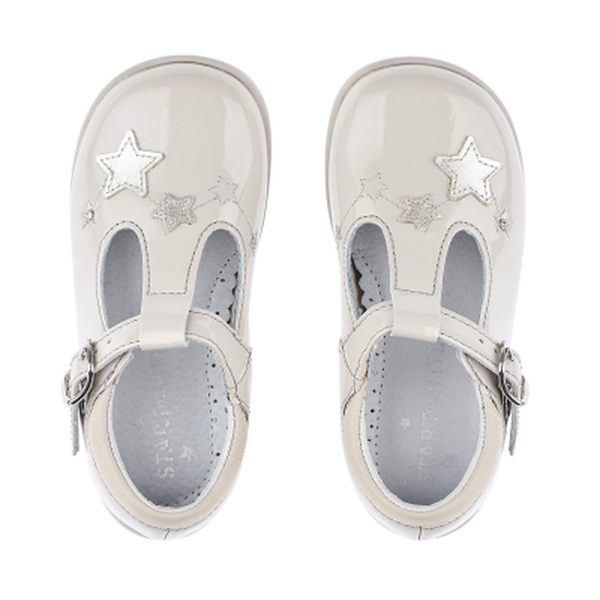 Star Gaze Grey Patent