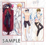Custom Made Bed Sheet - Anime Dakimakura Pillow Shop | Fast, Free Shipping, Dakimakura Pillow & Cover shop, pillow For sale, Dakimakura Japan Store, Buy Custom Hugging Pillow Cover - 4