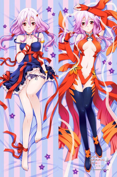 New Inori Yuzuriha Anime Dakimakura Japanese Pillow Cover  ContestNinetySeven 9 - Anime Dakimakura Pillow Shop | Fast, Free Shipping, Dakimakura Pillow & Cover shop, pillow For sale, Dakimakura Japan Store, Buy Custom Hugging Pillow Cover - 1