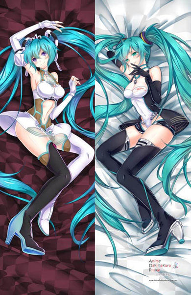New Hatsune Miku Anime Dakimakura Japanese Pillow Cover  ContestNinetySeven 20 - Anime Dakimakura Pillow Shop | Fast, Free Shipping, Dakimakura Pillow & Cover shop, pillow For sale, Dakimakura Japan Store, Buy Custom Hugging Pillow Cover - 1