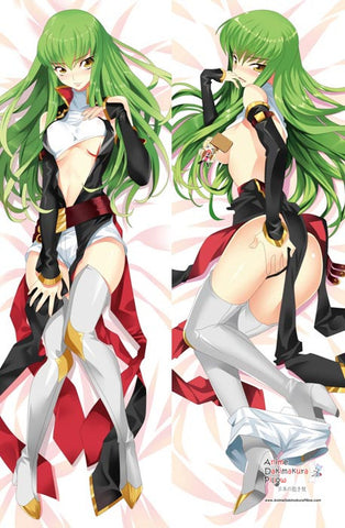 New Code Geass Anime Dakimakura Japanese Pillow Cover  ContestNinetySeven 2 - Anime Dakimakura Pillow Shop | Fast, Free Shipping, Dakimakura Pillow & Cover shop, pillow For sale, Dakimakura Japan Store, Buy Custom Hugging Pillow Cover - 1