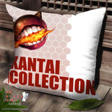 New Shinkaisei Kan - Kantai Collection Anime Dakimakura Square Pillow Cover SPC01 - Anime Dakimakura Pillow Shop | Fast, Free Shipping, Dakimakura Pillow & Cover shop, pillow For sale, Dakimakura Japan Store, Buy Custom Hugging Pillow Cover - 2