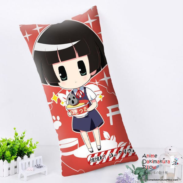 New Gugure Kokkuri-san Anime Dakimakura Rectangle Pillow Cover RPC08 - Anime Dakimakura Pillow Shop | Fast, Free Shipping, Dakimakura Pillow & Cover shop, pillow For sale, Dakimakura Japan Store, Buy Custom Hugging Pillow Cover - 1