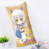 New Gugure Kokkuri-san Anime Dakimakura Rectangle Pillow Cover RPC09 - Anime Dakimakura Pillow Shop | Fast, Free Shipping, Dakimakura Pillow & Cover shop, pillow For sale, Dakimakura Japan Store, Buy Custom Hugging Pillow Cover - 1