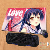 New Sonoda Umi - Love Live Anime Gaming Playmat Multipurpose Mousepad PM09 - Anime Dakimakura Pillow Shop | Fast, Free Shipping, Dakimakura Pillow & Cover shop, pillow For sale, Dakimakura Japan Store, Buy Custom Hugging Pillow Cover - 1