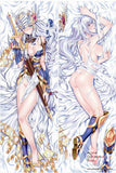 New Valkyrie Profile Lenneth Anime Dakimakura Japanese Pillow Cover - Anime Dakimakura Pillow Shop | Fast, Free Shipping, Dakimakura Pillow & Cover shop, pillow For sale, Dakimakura Japan Store, Buy Custom Hugging Pillow Cover - 1