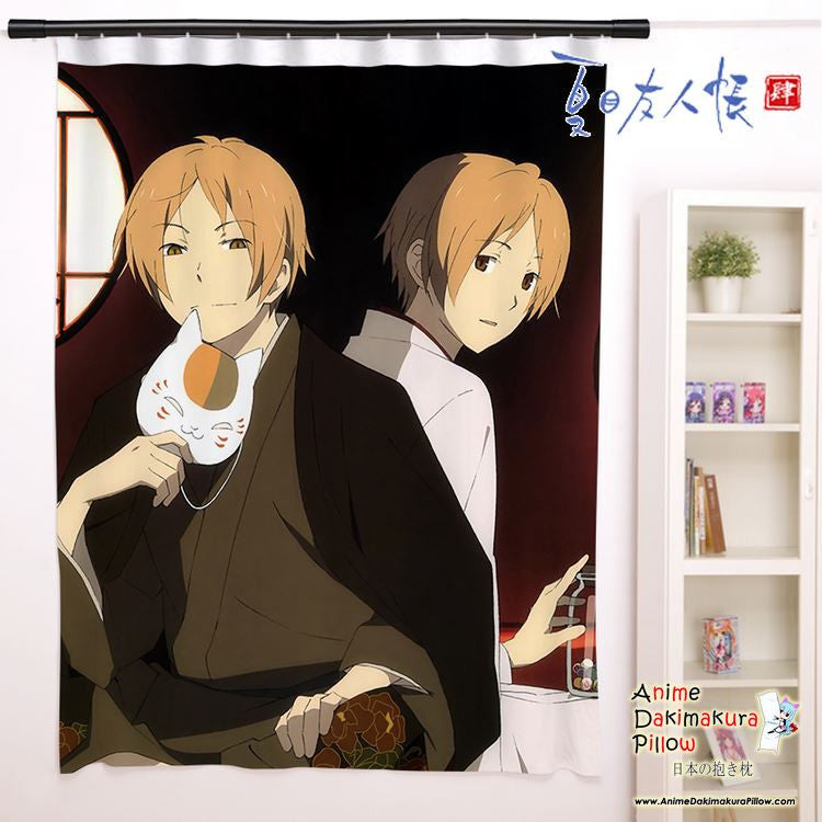 New Natsume's Book of Friends Anime Japanese Window Curtain Door Entrance Room Partition H0100