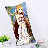 New Asuna - Sword Art Online Anime Dakimakura Rectangle Pillow Cover RPC101 - Anime Dakimakura Pillow Shop | Fast, Free Shipping, Dakimakura Pillow & Cover shop, pillow For sale, Dakimakura Japan Store, Buy Custom Hugging Pillow Cover - 1