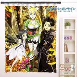New Sword Art Online Anime Japanese Window Curtain Door Entrance Room Partition H0101 - Anime Dakimakura Pillow Shop | Fast, Free Shipping, Dakimakura Pillow & Cover shop, pillow For sale, Dakimakura Japan Store, Buy Custom Hugging Pillow Cover - 1