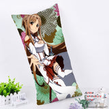 New Asuna - Sword Art Online Anime Dakimakura Rectangle Pillow Cover RPC102 - Anime Dakimakura Pillow Shop | Fast, Free Shipping, Dakimakura Pillow & Cover shop, pillow For sale, Dakimakura Japan Store, Buy Custom Hugging Pillow Cover - 1