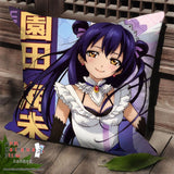 New Sonoda Umi - Love Live Anime Dakimakura Square Pillow Cover SPC102 - Anime Dakimakura Pillow Shop | Fast, Free Shipping, Dakimakura Pillow & Cover shop, pillow For sale, Dakimakura Japan Store, Buy Custom Hugging Pillow Cover - 1
