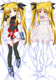 New  Mahou Shoujo Lyrical Nanoha Anime Dakimakura Japanese Pillow Cover ContestFortyFive22 - Anime Dakimakura Pillow Shop | Fast, Free Shipping, Dakimakura Pillow & Cover shop, pillow For sale, Dakimakura Japan Store, Buy Custom Hugging Pillow Cover - 1