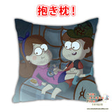 New Gravity Falls Anime Dakimakura Japanese Square Pillow Cover Custom Designer BambyKim ADC436 - Anime Dakimakura Pillow Shop | Fast, Free Shipping, Dakimakura Pillow & Cover shop, pillow For sale, Dakimakura Japan Store, Buy Custom Hugging Pillow Cover - 1