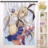 New Shimakaze - Kantai Collection Anime Japanese Window Curtain Door Entrance Room Partition H0110 - Anime Dakimakura Pillow Shop | Fast, Free Shipping, Dakimakura Pillow & Cover shop, pillow For sale, Dakimakura Japan Store, Buy Custom Hugging Pillow Cover - 1