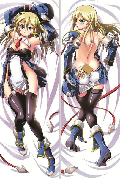 New  BlazBlue Anime Dakimakura Japanese Pillow Cover ContestFour14