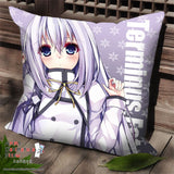 New Terminus Est - Blade Dance Anime Dakimakura Square Pillow Cover SPC113 - Anime Dakimakura Pillow Shop | Fast, Free Shipping, Dakimakura Pillow & Cover shop, pillow For sale, Dakimakura Japan Store, Buy Custom Hugging Pillow Cover - 1