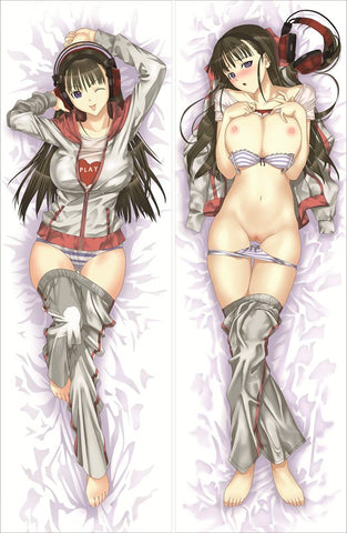 New  Nakata Reimeiroku Anime Dakimakura Japanese Pillow Cover ContestNine20 - Anime Dakimakura Pillow Shop | Fast, Free Shipping, Dakimakura Pillow & Cover shop, pillow For sale, Dakimakura Japan Store, Buy Custom Hugging Pillow Cover - 1