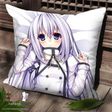 New Terminus Est - Blade Dance Anime Dakimakura Square Pillow Cover SPC114 - Anime Dakimakura Pillow Shop | Fast, Free Shipping, Dakimakura Pillow & Cover shop, pillow For sale, Dakimakura Japan Store, Buy Custom Hugging Pillow Cover - 1