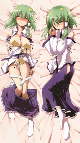 New Touhou Project Anime Dakimakura Japanese Pillow Cover TP90