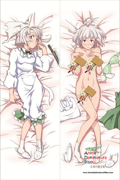 New Touhou Project Anime Dakimakura Japanese Pillow Cover TP105