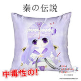 New The Legend of Qin 40x40cm Square Anime Dakimakura Waifu Throw Pillow Cover GZFONG118 - Anime Dakimakura Pillow Shop | Fast, Free Shipping, Dakimakura Pillow & Cover shop, pillow For sale, Dakimakura Japan Store, Buy Custom Hugging Pillow Cover - 1