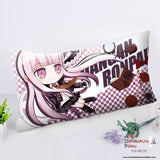 New Dangan Ronpa Anime Dakimakura Rectangle Pillow Cover RPC118 - Anime Dakimakura Pillow Shop | Fast, Free Shipping, Dakimakura Pillow & Cover shop, pillow For sale, Dakimakura Japan Store, Buy Custom Hugging Pillow Cover - 1