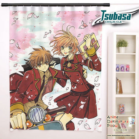 New Tsubasa Chronicles Anime Japanese Window Curtain Door Entrance Room Partition H0119 - Anime Dakimakura Pillow Shop | Fast, Free Shipping, Dakimakura Pillow & Cover shop, pillow For sale, Dakimakura Japan Store, Buy Custom Hugging Pillow Cover - 1