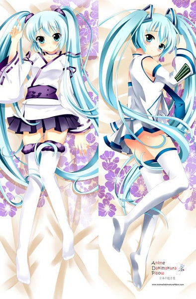 New Hatsune Miku Anime Dakimakura Japanese Pillow Cover ContestNinetyEight 17 - Anime Dakimakura Pillow Shop | Fast, Free Shipping, Dakimakura Pillow & Cover shop, pillow For sale, Dakimakura Japan Store, Buy Custom Hugging Pillow Cover - 1