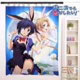 New Chuunibyou Demo Koi ga Shitai Anime Japanese Window Curtain Door Entrance Room Partition H0121 - Anime Dakimakura Pillow Shop | Fast, Free Shipping, Dakimakura Pillow & Cover shop, pillow For sale, Dakimakura Japan Store, Buy Custom Hugging Pillow Cover - 1