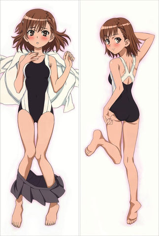 New Toaru Kagaku no Railgun Anime Dakimakura Japanese Pillow Cover TKR28 - Anime Dakimakura Pillow Shop | Fast, Free Shipping, Dakimakura Pillow & Cover shop, pillow For sale, Dakimakura Japan Store, Buy Custom Hugging Pillow Cover - 1