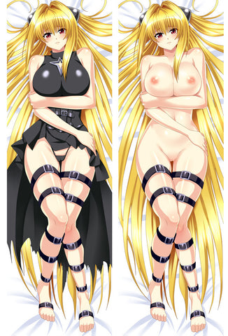 New  Konjiki no Yami - To Love-Ru Anime Dakimakura Japanese Pillow Cover ContestThirtyEight17 - Anime Dakimakura Pillow Shop | Fast, Free Shipping, Dakimakura Pillow & Cover shop, pillow For sale, Dakimakura Japan Store, Buy Custom Hugging Pillow Cover - 1