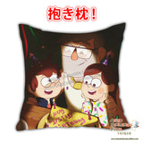 New Gravity Falls Anime Dakimakura Japanese Square Pillow Cover Custom Designer BambyKim ADC438 - Anime Dakimakura Pillow Shop | Fast, Free Shipping, Dakimakura Pillow & Cover shop, pillow For sale, Dakimakura Japan Store, Buy Custom Hugging Pillow Cover - 1