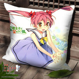 New Emanuela - Hentai Ouji to Warawanai Neko Anime Dakimakura Square Pillow Cover SPC130 - Anime Dakimakura Pillow Shop | Fast, Free Shipping, Dakimakura Pillow & Cover shop, pillow For sale, Dakimakura Japan Store, Buy Custom Hugging Pillow Cover - 1