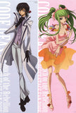 New CODE GEASS Lelouch of the Rebellion Anime Dakimakura Japanese Pillow Cover CGLR2 - Anime Dakimakura Pillow Shop | Fast, Free Shipping, Dakimakura Pillow & Cover shop, pillow For sale, Dakimakura Japan Store, Buy Custom Hugging Pillow Cover - 1