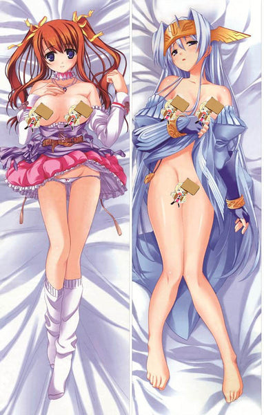 New Carnelian Anime Dakimakura Japanese Pillow Cover CAR17 - Anime Dakimakura Pillow Shop | Fast, Free Shipping, Dakimakura Pillow & Cover shop, pillow For sale, Dakimakura Japan Store, Buy Custom Hugging Pillow Cover - 1
