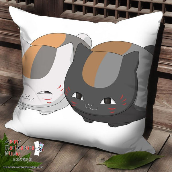 New Natsume's Book of Friends Anime Dakimakura Square Pillow Cover SPC139