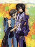 Code Geass Japanese Anime Wall Scroll Poster and Banner 13 - Anime Dakimakura Pillow Shop | Fast, Free Shipping, Dakimakura Pillow & Cover shop, pillow For sale, Dakimakura Japan Store, Buy Custom Hugging Pillow Cover - 1
