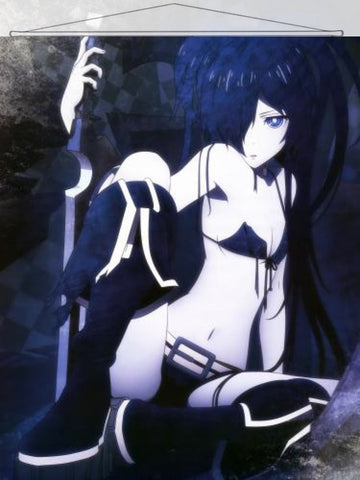 Black Rock Shooter Japanese Anime Wall Scroll Poster and Banner 13 - Anime Dakimakura Pillow Shop Dakimakura Pillow Cover shop Buy Custom Hugging Pillow Cover