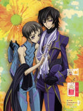 New Code Geass Japanese Anime Bed Blanket Cover or Duvet Cover Blanket 13 - Anime Dakimakura Pillow Shop | Fast, Free Shipping, Dakimakura Pillow & Cover shop, pillow For sale, Dakimakura Japan Store, Buy Custom Hugging Pillow Cover - 1