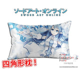 New Asuna Yuuki - Sword Art Online Anime Waifu Dakimakura Rectangle 40x70cm Pillow Cover GZFONG-13 - Anime Dakimakura Pillow Shop | Fast, Free Shipping, Dakimakura Pillow & Cover shop, pillow For sale, Dakimakura Japan Store, Buy Custom Hugging Pillow Cover - 1