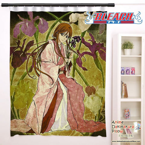 New Inoue Orihime - Bleach Anime Japanese Window Curtain Door Entrance Room Partition H0142 - Anime Dakimakura Pillow Shop | Fast, Free Shipping, Dakimakura Pillow & Cover shop, pillow For sale, Dakimakura Japan Store, Buy Custom Hugging Pillow Cover - 1